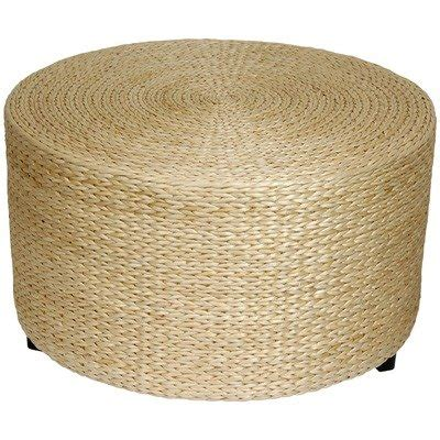 30 inch round ottoman com oriental furniture rustic coffee table foot