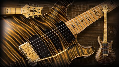 Gitar Prs Cool Prs Guitar Wallpaper 57 Images