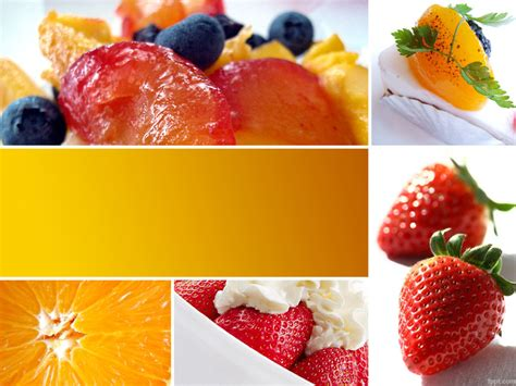 Free Powerpoint Templates Food And Beverage by 무료ppt템플릿 심플한ppt배경 파워포인트디자인다운 푸드 음식 무료 파워포인트 배경 파워포인트