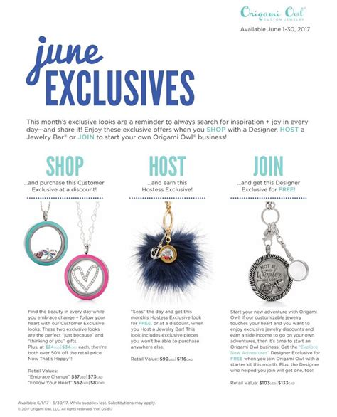 Origami Owl Host A - 121 best origami owl hostess exclusives images on