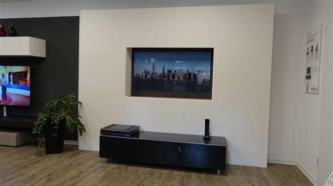 Versteckter Fernseher by Unsichtbare Lautsprecher Versteckter Fernseher So