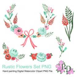 Mail Order Wedding Flowers - rustic flowers clipart floral wreath clipart png file