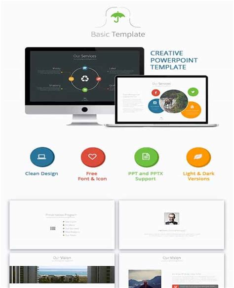 50 Cool Animated Powerpoint Templates Free Premium Wpfreeware Basic Powerpoint Templates