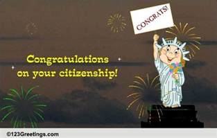 congratulations on your citizenship free on other occasions ecards 123 greetings