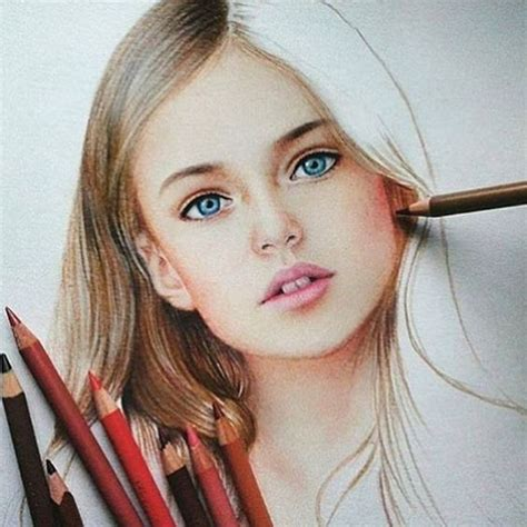 colored pencil painting portraits 0385346271 colored pencil piece by marat art tag and share if you love art colored pencils