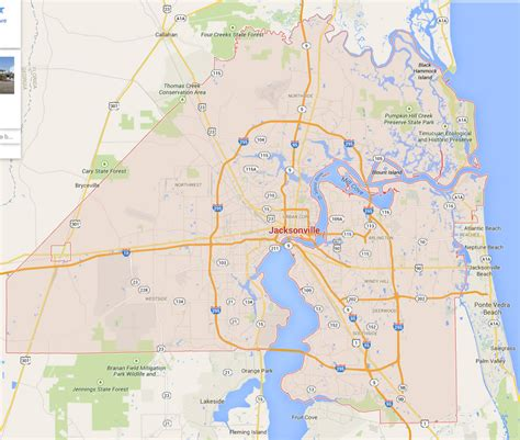jacksonville florida map map of jacksonville florida usa wall hd 2018