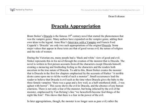 Dracula Essay by 100 Sle Youth Resume Dracula Receipt Sle Word Child Essays Writing Uk