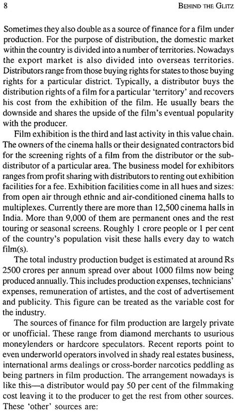 film called enigma behind the glitz exploring an enigma called indian film