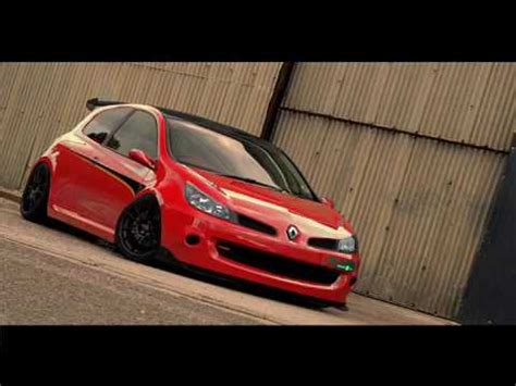 renault clio 2002 modified renault clio modified youtube