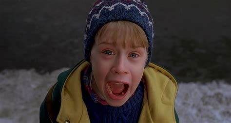 macaulay culkin disturbingly reprises home alone