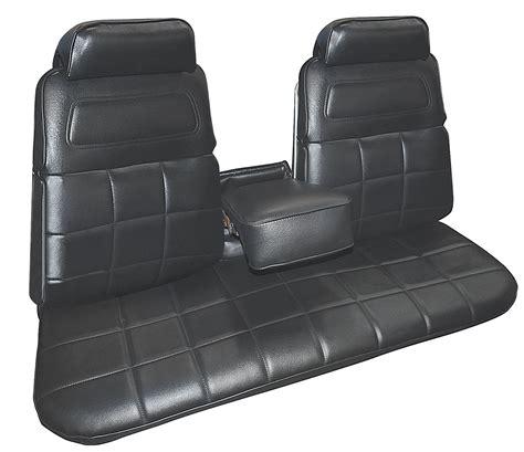 strato bench seat 1969 seat upholstery 1969 buick riviera custom interior
