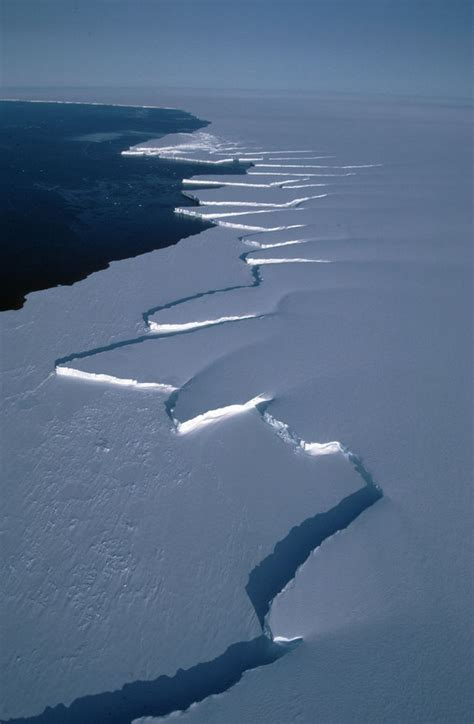 Shelf Antarctica by Warm Waters To Blame For Antarctic Melt What S