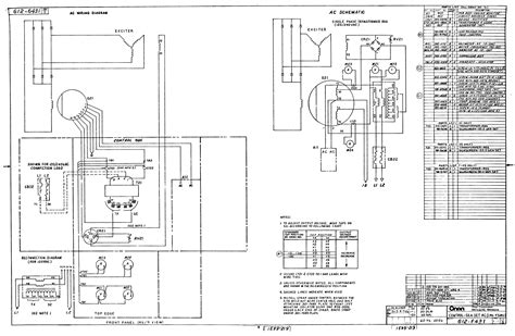 onan generator emerald 1 genset wiring diagram onan
