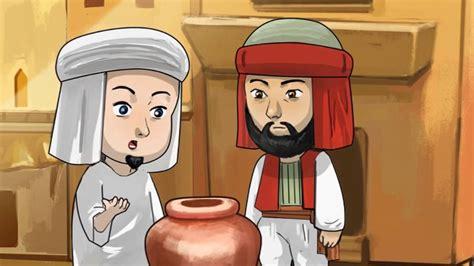 film kartun versi on the spot kisah khalifah umar bin khattab kartun anak muslim 2015