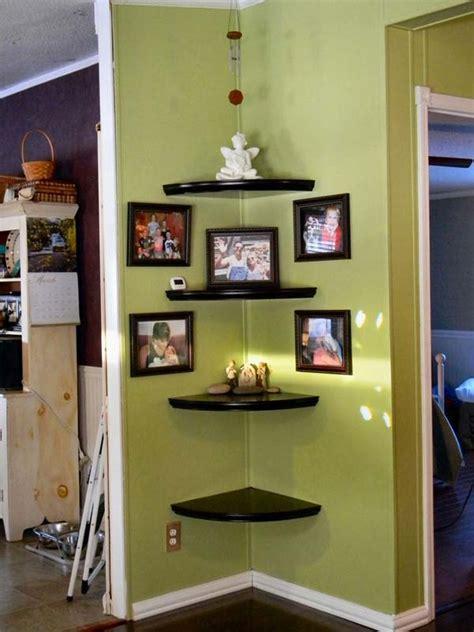 inspiring  cool display shelf ideas  spruce   walls