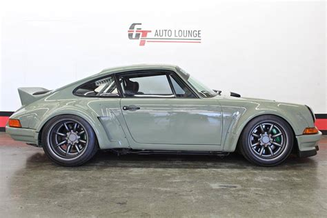 1990 porsche 911 turbo rwb s porsche 911 turbo is mad bad and for