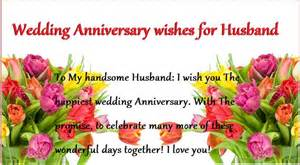 wedding anniversary messages from to husband happy wedding anniversary message to husband from
