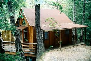luxury cabin tree houses california