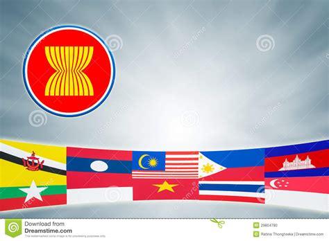 asean economic community stock photo image