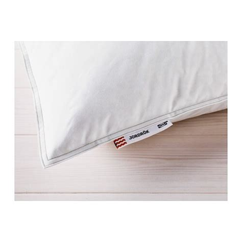 recycle feather pillows jordr 214 k pillow softer ikea