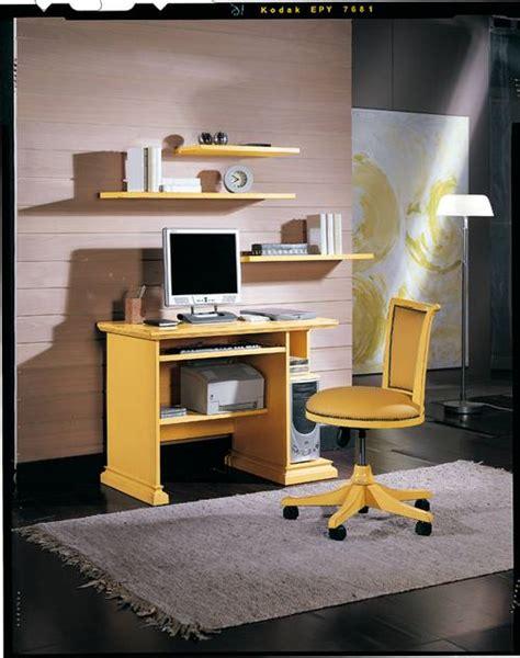 mensole porta pc mobili e mobilifici a arte povera scrivania
