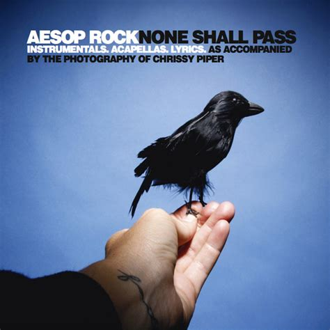 aesop rock fumes instrumental none shall pass instrumentals and accapellas by aesop