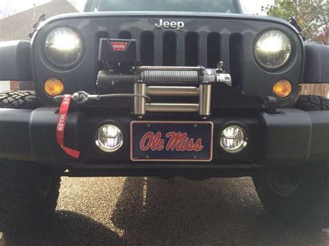 jeep grand kc lights 1000 images about jeep wrangler jk mods 2 door on