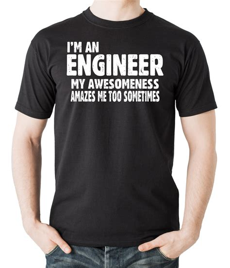 Engineering T Shirt i am an engineer t shirt engineering student t shirt
