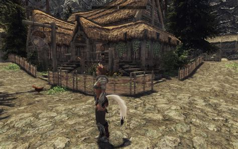 skyrim hdt hdt tails wearable at skyrim nexus mods and community