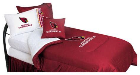 Arizona Cardinals Bed Set Arizona Cardinals Bedding Nfl Comforter And Sheet Set Combo Bedding By Sportskids Llc