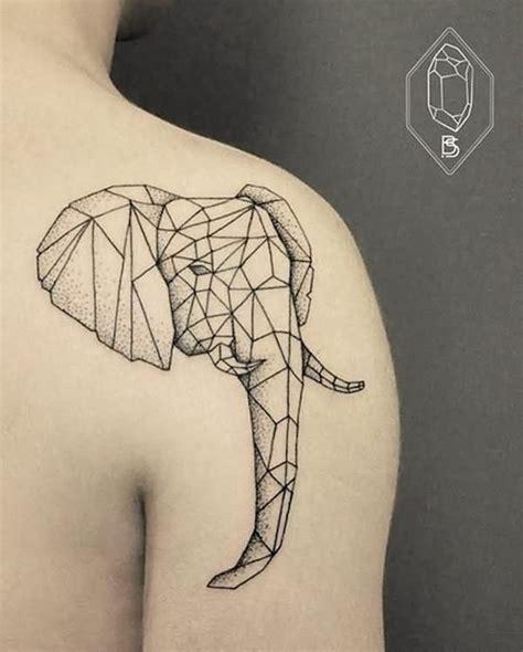 tattoo elephant outline 43 cute outline elephant tattoos