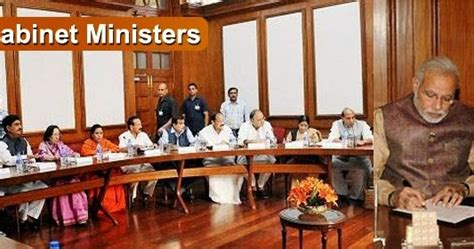 Cabinet Minister For Communication And It by Exams Ibps Bank Cabinet Minister And Their Portfolios In