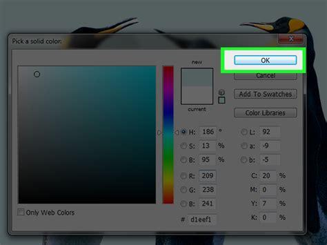 change background in photoshop 4 ways to change the background color in photoshop wikihow