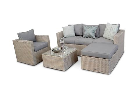 small patio sectional only best 25 ideas about garden sofa set on pinterest