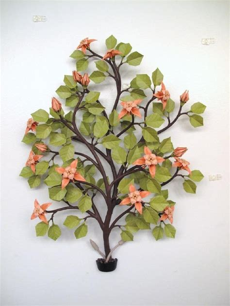 Plant Origami - 8 best origami plants called origami bonsai images on