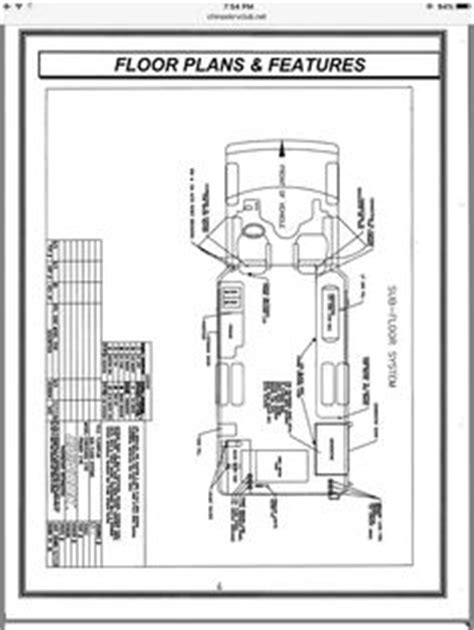 chinook rv floor plans the world s catalog of ideas