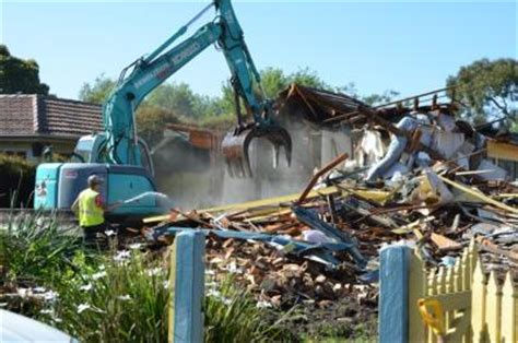cost to demolish a house demolition what s involved build