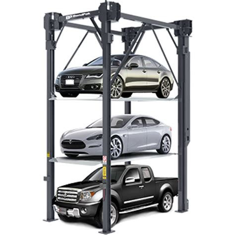 4 Car Garage Cost by Parking Lifts Car Storage Lifts Automotive Parking