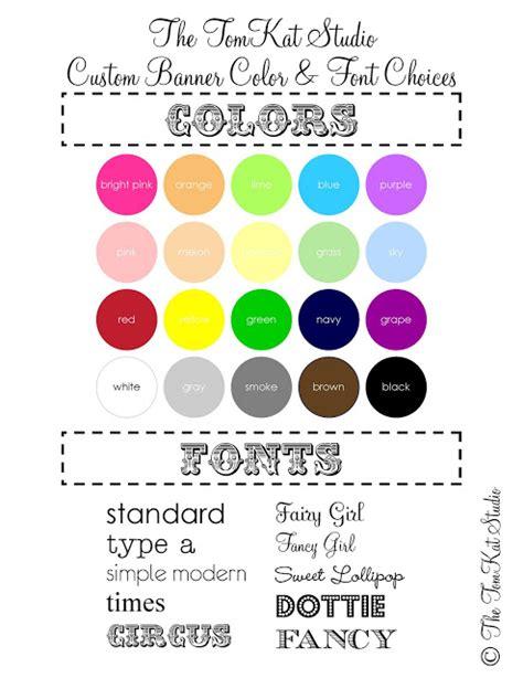 free printable birthday fonts the tomkat studio new in the shop custom happy birthday