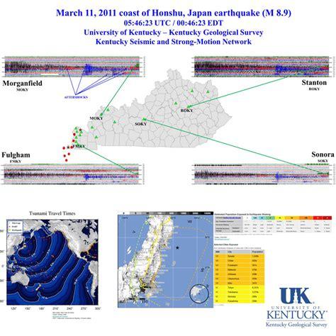 earthquake pdf magnitude 8 9 coast of honshu japan earthquake on march