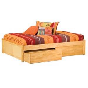 Storage Twin Bed Frame » Home Design 2017