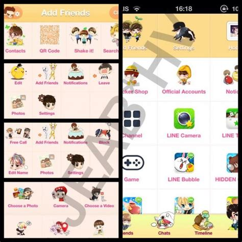 Theme Line Exo Zip | pin theme line exo siamzone on pinterest