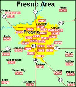 Fresno Zip Code Map by Florist Fresno Ca Florists