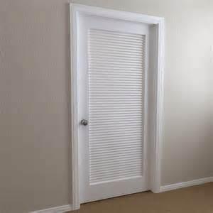Louvered Closet Doors Interior Door Louvered 3d Model