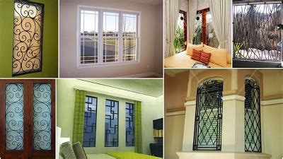 gambar model teralis jendela minimalis desainrumahnyacom