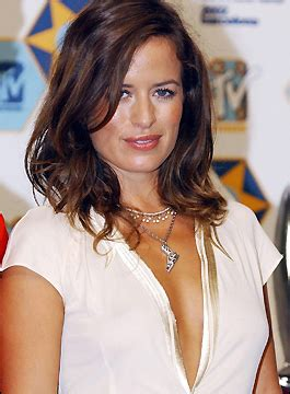 Jade Jagger Likes To Drink And Fly by Picture Of Jade Jagger