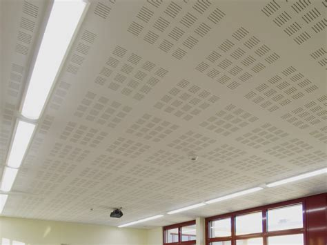 Plasterboard Ceiling Tiles Acoustic Plasterboard Ceiling Tiles Lastra Db 8f By Fibran