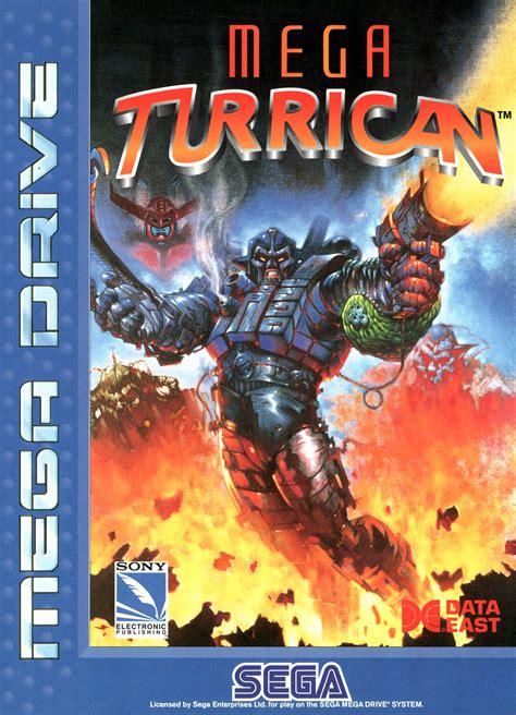 mega turrican details launchbox games