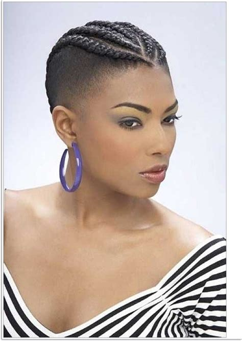 plaiting and styling pixie cuts plaiting styles for braids hairstyle picture magz