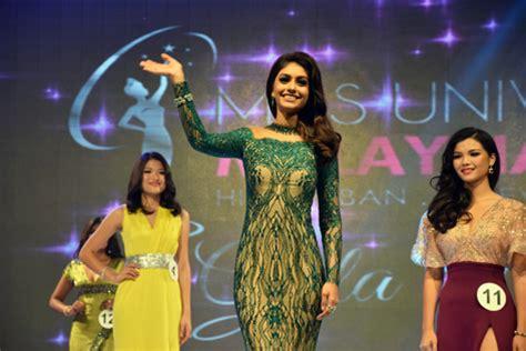 malaysia winner s amazing comeback win for miss universe